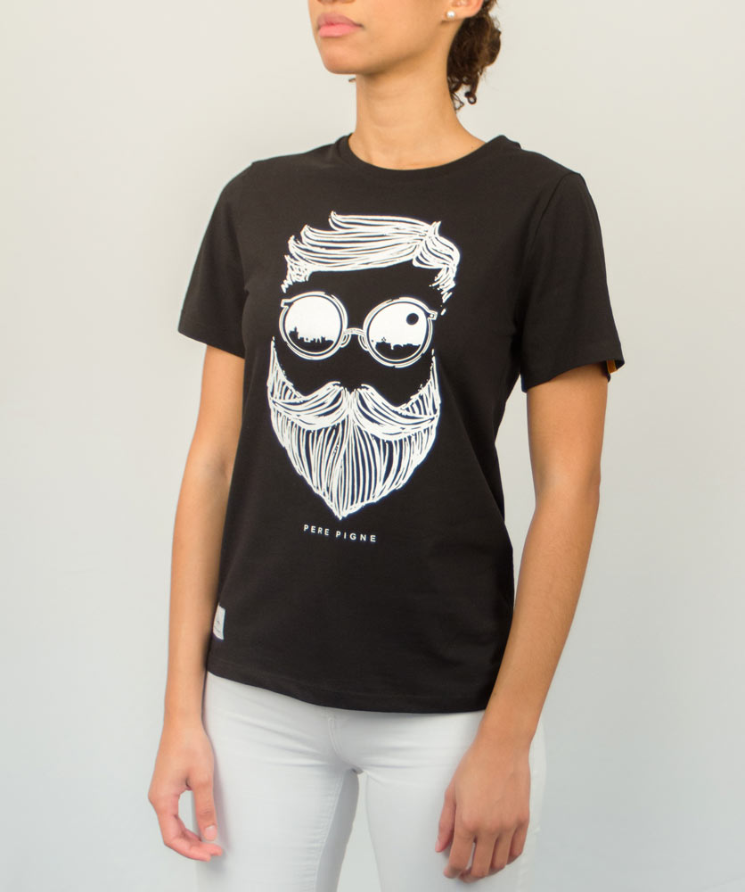 t-shirt-hipster-noir-pere-pigne
