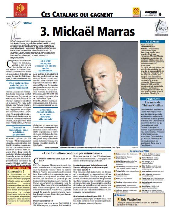article-lindependant-catalans-qui-gagnent-mickael-marras-pere-pigne